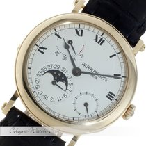 Patek Philippe Calatrava Officier Moonphase Power Reserve 5054