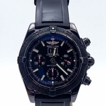 Breitling Blackbird Blacksteel Limited Edition Of 2000 M44359...