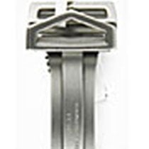 TAG Heuer brushed stainless steel