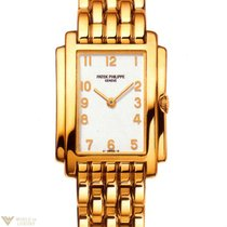 Patek Philippe Ladies Gondolo 18K Yellow Gold Ladies Watch