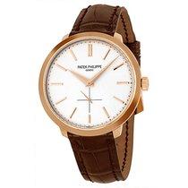Patek Philippe Calatrava 38mm Rose Gold Watch 5123R-001