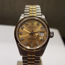Rolex Lady's Presidential  69179 in 18K Gold  26mm