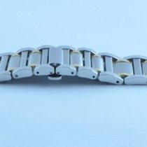 제니트 (Zenith) Armband Bracelet Stahl/gold 20mm Bracelet Für...