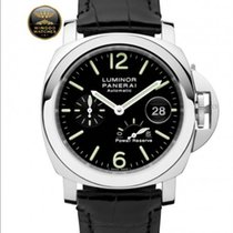 Panerai - LUMINOR POWER RESERVE AUTOMATIC ACCIAIO - 44MM
