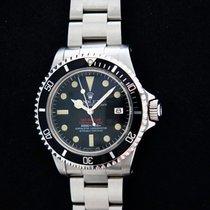 롤렉스 (Rolex) Sea-Dweller Double Red MK 4 circa 1975