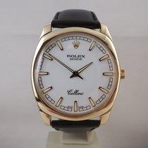 Rolex Cellini Danaos Jumbo ref. 4243/8 xl anno 2011 38mm