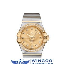 Omega - Constellation Co-Axial 35 MM Ref. 123.25.35.20.58.001