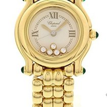 Chopard 276150-22 Happy Sport Round in Yellow Gold - on Yellow...