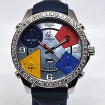 Jacob & Co. Five Time Zone Diamond