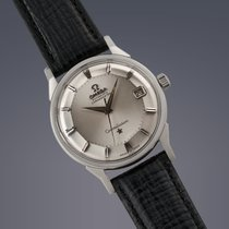Omega Constellation 'Pie-pan' automatic stainless...