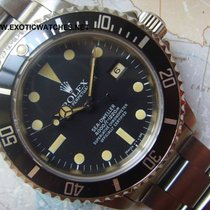 Rolex 1984 Transitional Rolex Seadweller Ref 16660 MatteDial