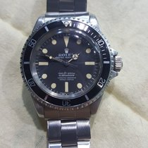 Rolex Submariner Chronometre No Date 5512 Meter First Dial