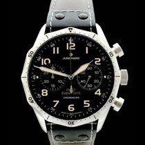 Junghans Meister Pilot Chronoscope - Ref.: 027/3591.00 -...