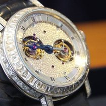 Breguet Classique Complications Diamonds Tourbillon 5349PT119Z...
