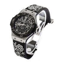 Hublot Big Bang Broderie diamonds - womens watch