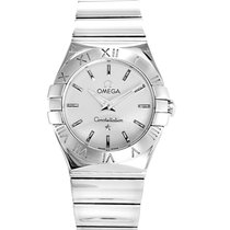 Omega Watch Constellation Ladies 123.10.24.60.02.002