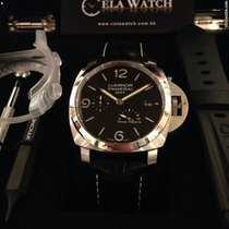 Panerai Pam321 Luminor GMT 3 Days Automatic Power Reserve Pam 321