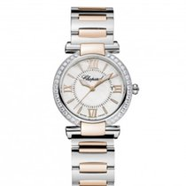 Chopard Imperiale 28MM Steel and Gold