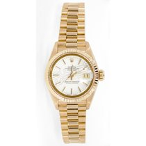 Rolex President Lady's Like New Model 6917 Yellow Gold...