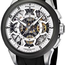 Perrelet Skeleton Chronograph Skeleton Chronograph A1056.1