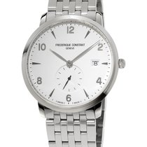 Frederique Constant Men's FC-245SA5S6B Slimline Gents Watch