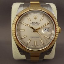 Rolex datejust II steel/gold 116333 / 41mm