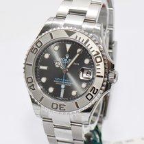 롤렉스 (Rolex) Rolex Yacht-Master Stahl Platin 19% Mwst 268622...