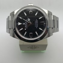 Rolex Explorer I 39mm Papers 214270