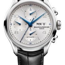 Baume & Mercier Clifton Chronograph Automatico