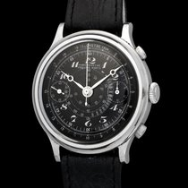 Phillippe Watch Vintage '40 Chronograph oversize stainless...