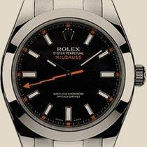 Rolex Milgauss 40mm Steel