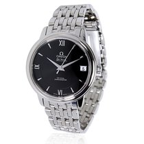 Omega DeVille 424.10.33.20.01.001 Unisex Watch in Stainless Steel