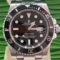 Rolex Submariner Date Ref. 116610 LN Box Papers Chromalight TOP