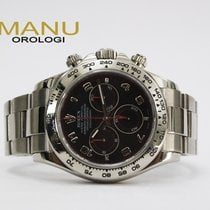 Rolex Daytona White Gold Racing Ref.116509