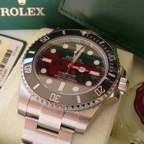 Rolex SUBMARINER STAHL Ref 114060 ++NEU++LC100++foliert