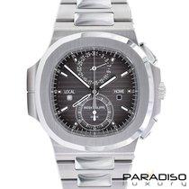 Patek Philippe Nautilus 5990/1A-001 chronograph NEW  2017