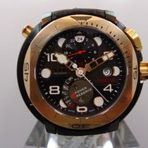 Clerc hydroscaph power reserve gmt