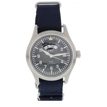 IWC Pilot Spitfire UTZ TZC IW325102 Stainless Steel Automatic