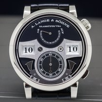 A. Lange & Söhne 145.029 Zeitwerk Striking Time 18K White...