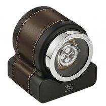 Scatola del Tempo Uhrenbeweger Rotor One HDG OS Leder 90x110x1...