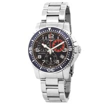 Longines Steel Longines Hydro Conquest Chronograph