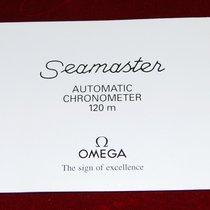 Omega Seamaster Automatic Chronometer Heft