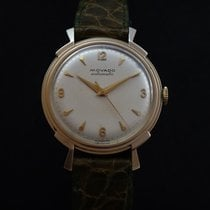 Movado Vintage Gold 14k Automatic Watch 50's