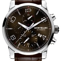 Montblanc Men's 106503 Timewalker Watch