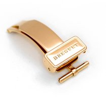 Breguet Faltschließe 750 Gold,16 mm