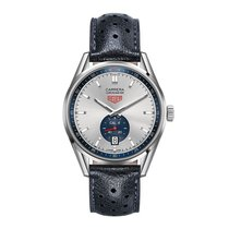 TAG Heuer Carrera 39mm Date Automatic Mens Watch Ref WV5111.FC...