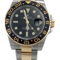 롤렉스 (Rolex) 116713LN GMT-Master II Men's Watch Two Tone