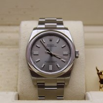 Rolex 116000   OYSTER PERPETUAL (Grey)