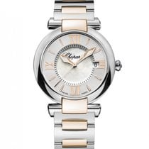 Chopard Impériale 36mm steel/gold