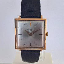 "Lorenz "" cioccolatino ""  oro 750/1000 17 rubis vintage..."